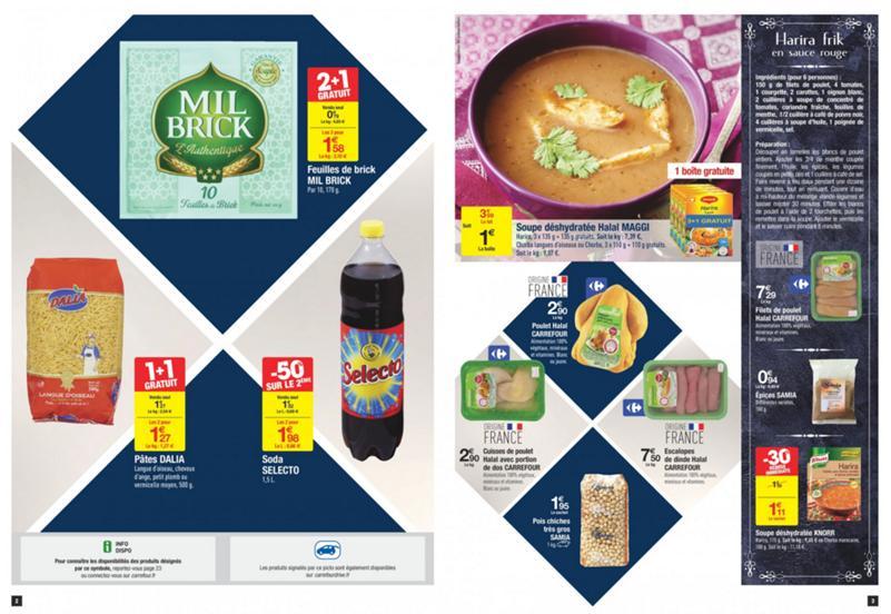 Pages 2-3 Prospectus Carrefour