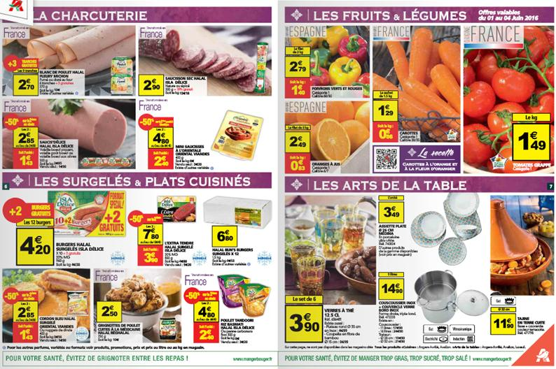 PAGE AUCHAN